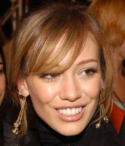 Celebrity – Hilary Duff
