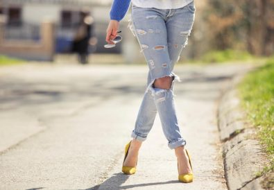 How to style skinny jeans