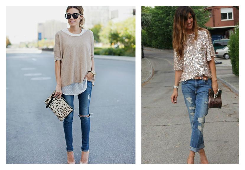 Classic Ways to Style Skinny Jeans | Celebricious