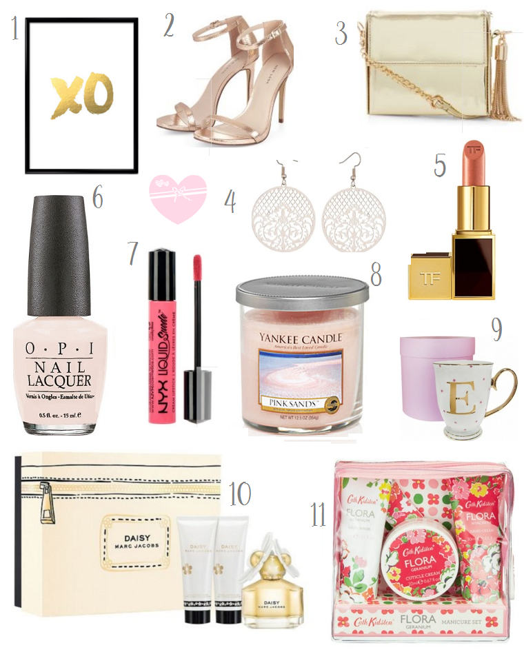Xmas Gift Guide: Presents for Her
