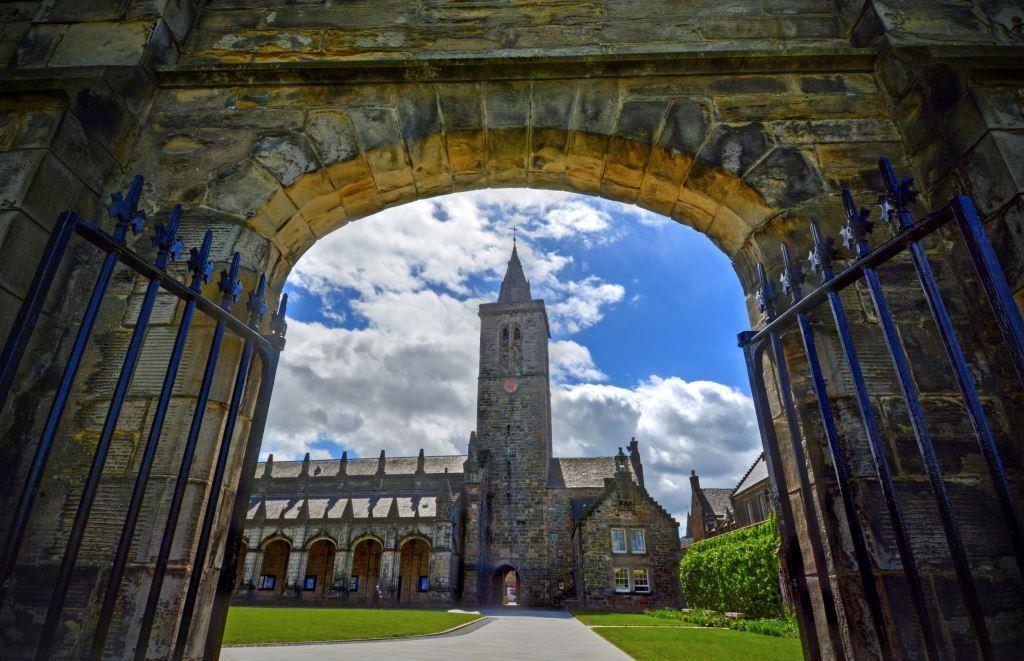 St. Andrews University Scotland