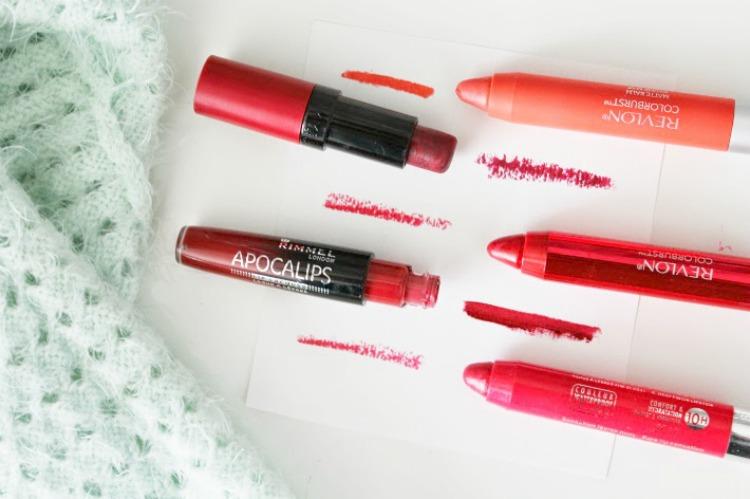 red lipsticks 1