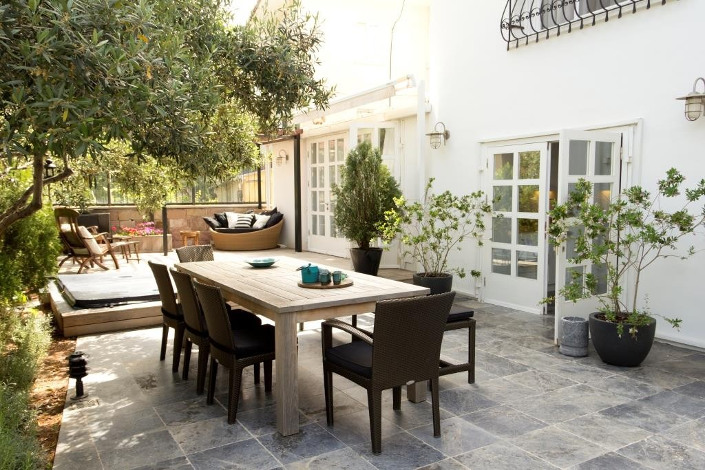 Patio Garden home improvements