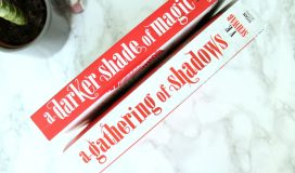 UNMISSABLE BOOKS #2 SHADE OF MAGIC #1