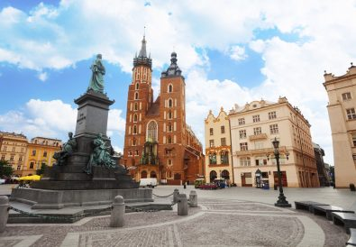 poland krakow photo diary