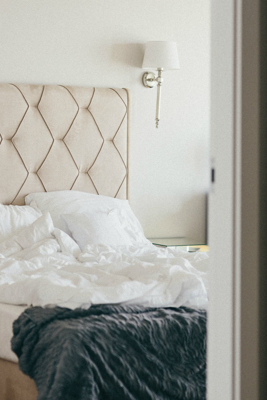 beauty routine sleep
