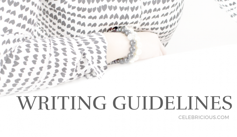 writing-guidelines-celebricious
