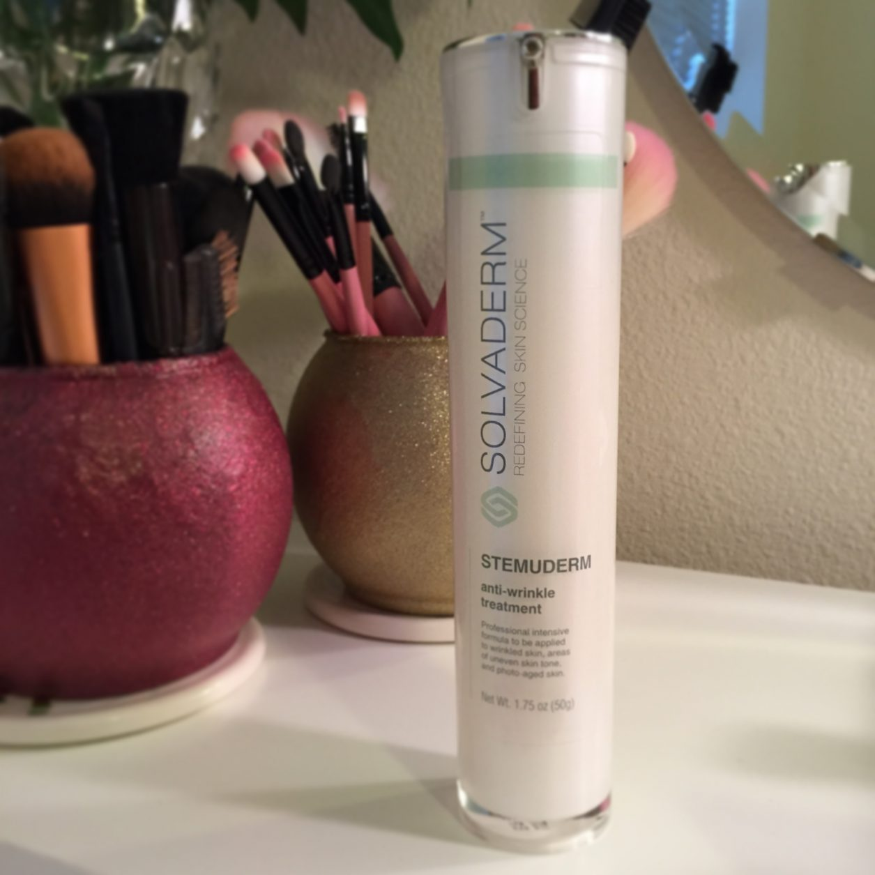 Solvaderm S Stemuderm An Excellent Anti Wrinkle Treatment