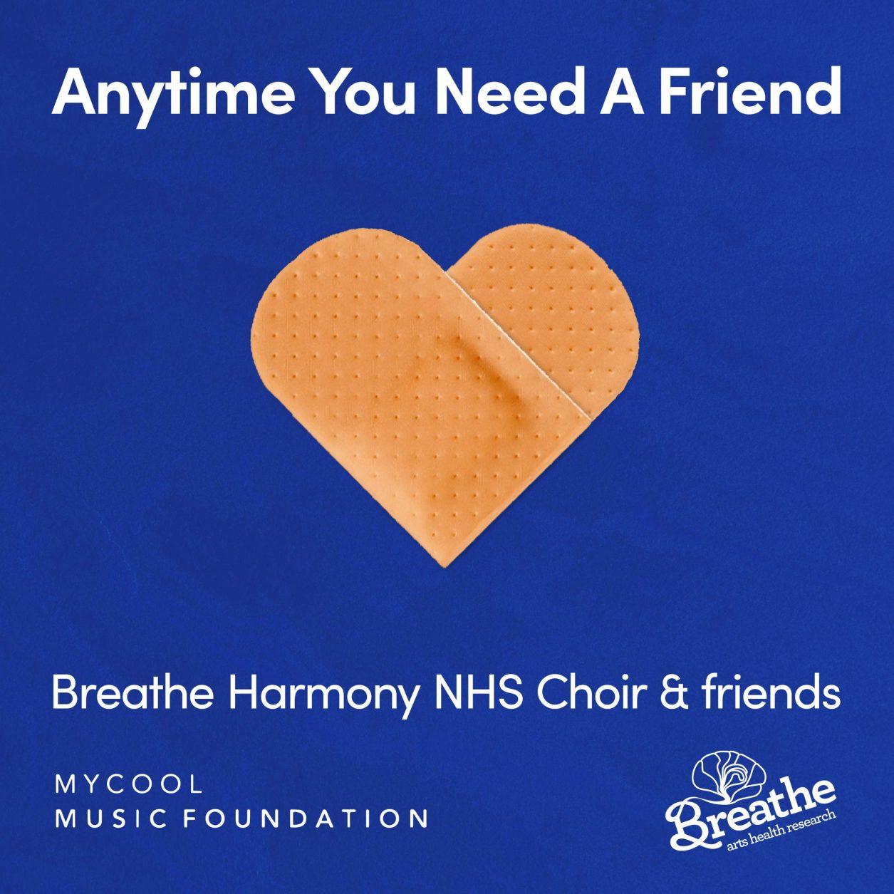 Breathe Harmony Album Cover with logos