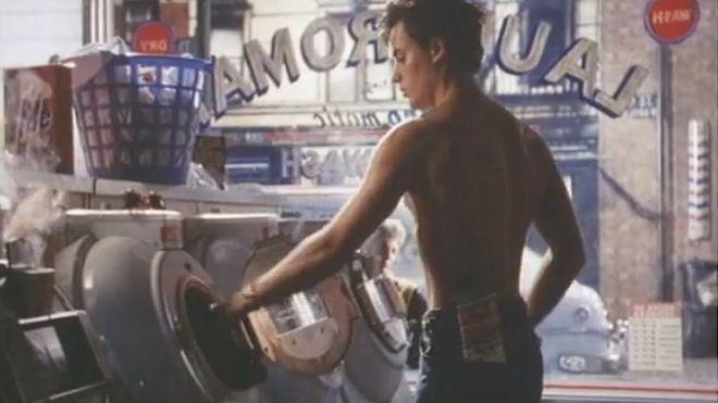 levis advert washer